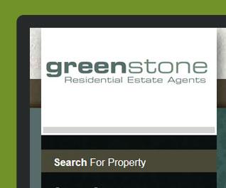 Greenstone - London Estate Agency Website Design