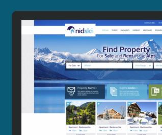 Nidski - The leading Property Portal in the Alps