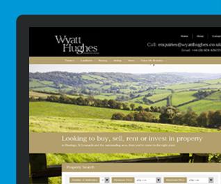 Wyatt Hughes Site