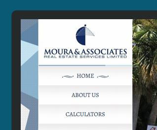Moura - Bermuda Real Estate Website