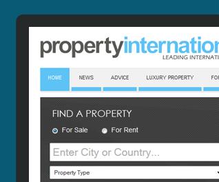 Property International - Overseas Property Website
