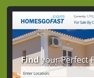 Homes Go Fast - Global Property Website