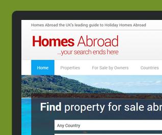 Homes Abroad - Property Portal