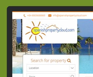 Estate Agents in Spain Website
