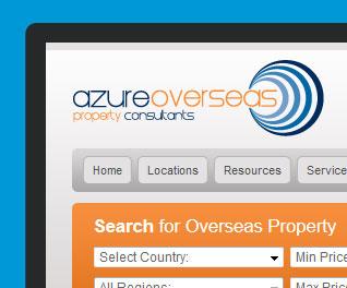 Azure Overseas Property Portal Developer