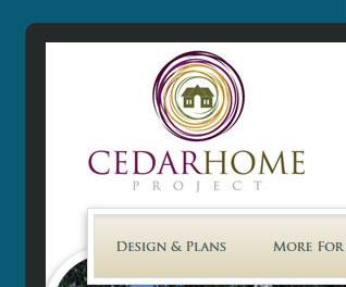 Cedar Home - Property Website
