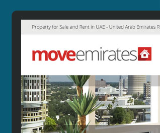 Move Emirates - UAE Property Portal
