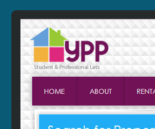 YPP Letting Agents - Estate Agency Website
