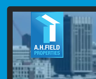 AH Field Website Design