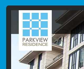 Parkview Residence Property Development Website Design