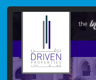 Driven Properties - Estate Agency Website Development