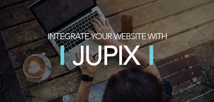 Jupix Website Integration