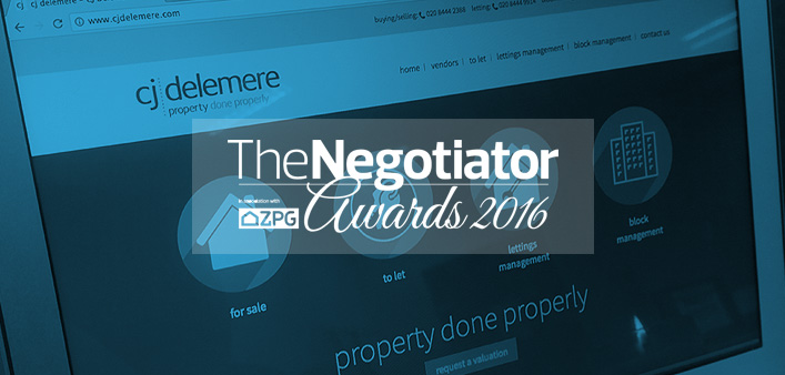 cj delemere – Negotiator Awards Shortlist