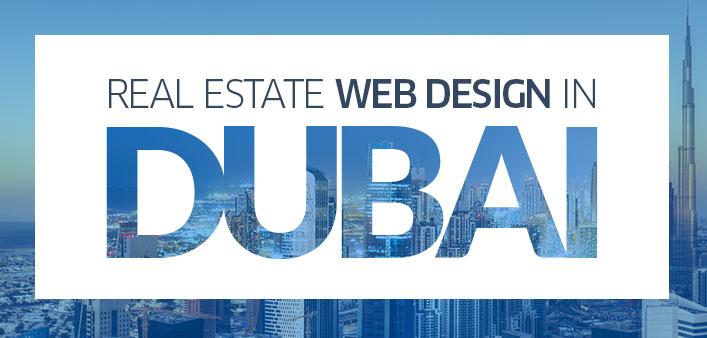 Real Estate Website Design in Dubai