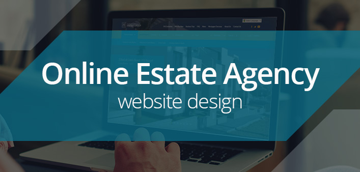 Online Estate Agency Website Design