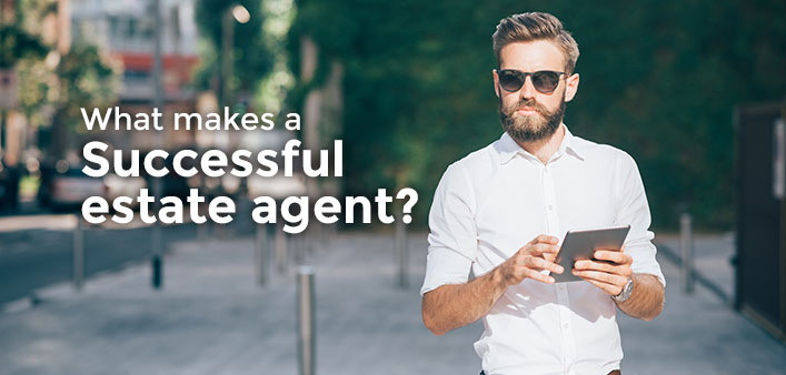 What makes a successful Estate Agent?