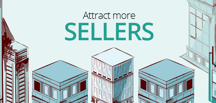 Top 10 Ways to attract more Sellers