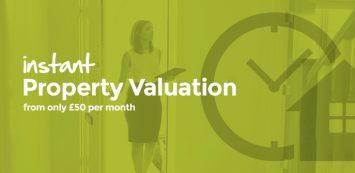 Instant Property Valuation for Estate Agency Website