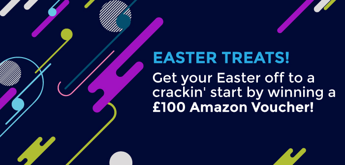 Win a £100 Amazon Voucher with Property Webmasters