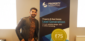Luke Joins the Property Webmasters Team