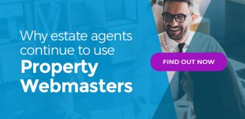 Why Estate Agents use Property Webmasters