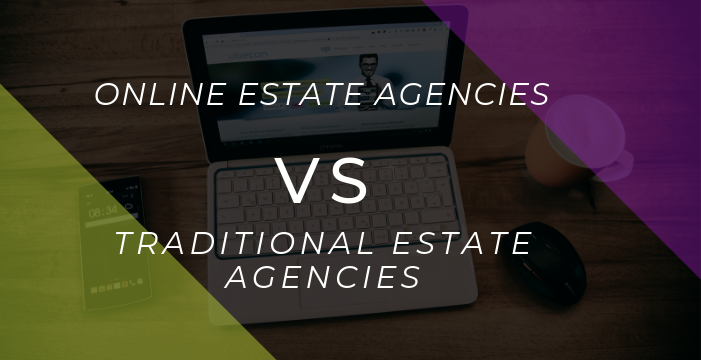 What is an Online Estate Agent?
