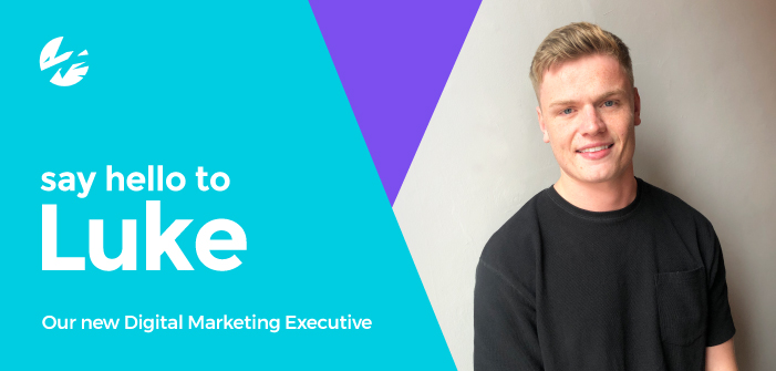 Let Us Introduce You to Luke, Our New Digital Marketing Executive