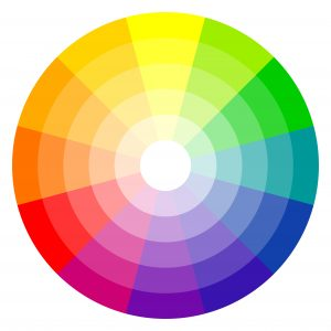 colour wheel